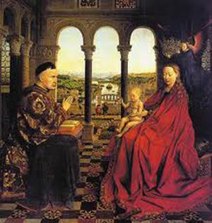Principales pintores flamencos primitivos.